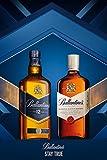 Ballantines Finest Blended Scotch Whisky – Milder Blend aus schottischen Malt & Grain Whiskys – Mit zartem Geschmack, ausgereiftem Aroma & frischem Abgang – 1 x 0,7 L