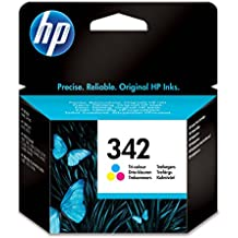 HP 342 - Cartucho de tinta original, tri-color