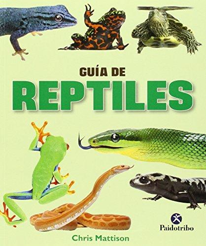 Guía De Reptiles (Animales de Compañía)