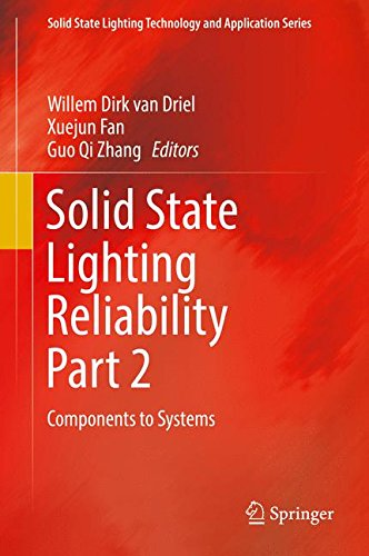 Solid State Lighting Reliability Part 2: Components to Systems (Solid State Lighting Technology and Application Series, Band 3)