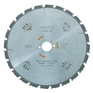 Metabo 628041000 216 x 30 48 WZ HW/CT Circular Saw Blade