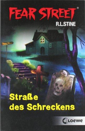 Loewe Verlag Fear Street. Straße des Schreckens: Brandnarben - Tödlicher Tratsch