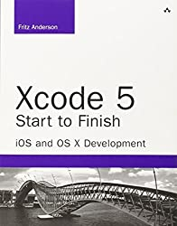 Xcode 5 Start to Finish: iOS and OS X Development (Developer's Library) by Fritz Anderson (2014-05-16)