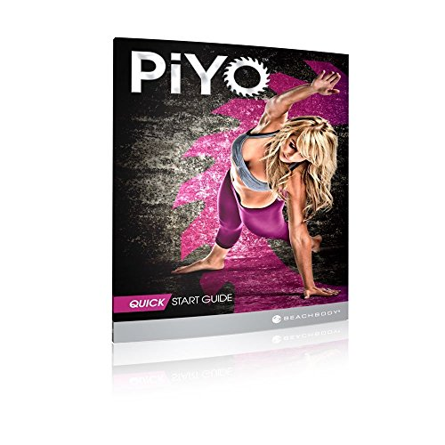 Chalene Johnson's PiYo Base Kit – DVD Workout with Exercise Videos + Fitness Tools and Nutrition Guide - 3