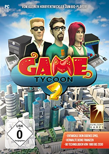 Game Tycoon 2 (PC)