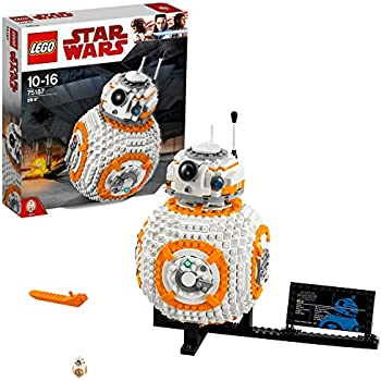 LEGO UK 75187 Star Wars Episode VIII BB-8 Set
