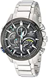 Casio Edifice eqb501X db-1a Time Traveler Smartphone schwarz Lünette Uhr
