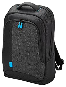 Dicota D30254 Bounce 15-16.4 Inch Notebook BacPac with Cushioned Notebook Compartment - Black/Blue