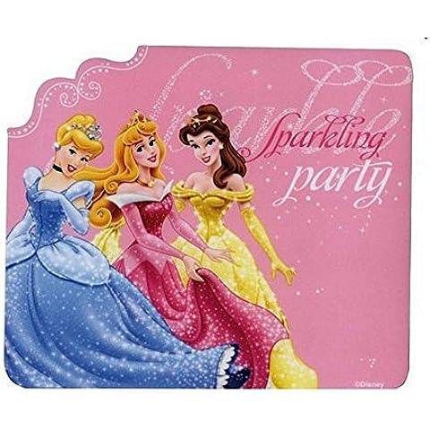 Tappetino per mouse, motivo principesse Disney