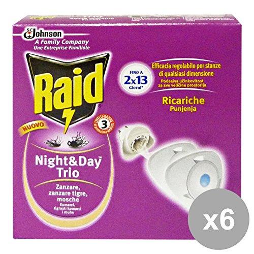 set-6-raid-nightday-trio-regolricarica-2-pezzi-articoli-per-insetti