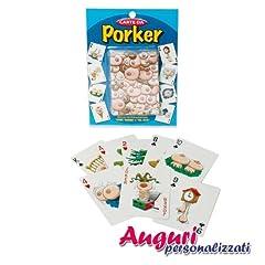 Idea Regalo - Carte da poker per un amico