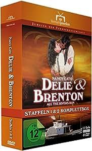 Delie und Brenton: All the Rivers Run - Staffeln 1&2 Komplettbox (Fernsehjuwelen) [6 DVDs]