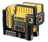 DeWalt DCE085D1R Laser, 5 Punkte, XR 10,8 V, 2 Ah, Li-Ion, Rot