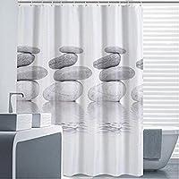 Duschvorhang Badewanne suchergebnis auf amazon de für duschvorhang badewanne küche