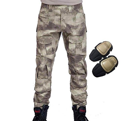 Del Lucha Con TácticoPara Tacs A Airsoft Ejército O H Hombre Eu Welt PaintballDe Militares RodillerasColor Pantalones dCoBxer
