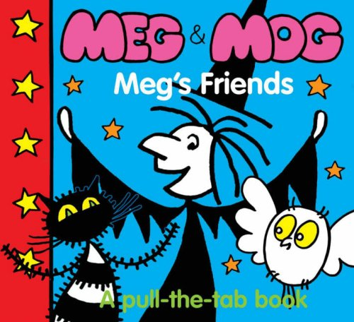 Meg's friends : a pull-the-tab book