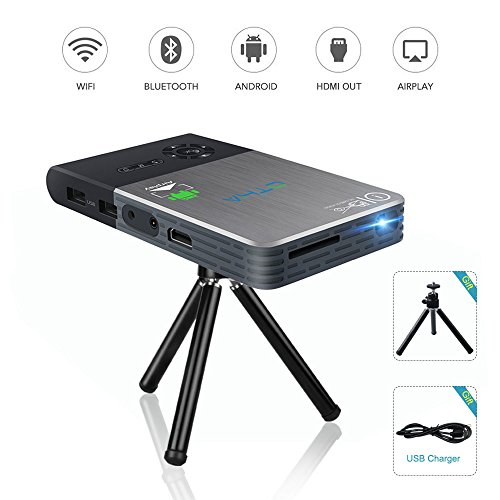 OTHA Mini Projecteur Portable Android Pico...