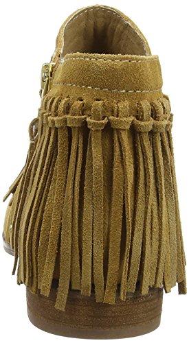 ALDO Wadia, Bottes Classiques femme Marron (Camel Suede / 39)
