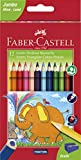 Faber-Castell 116501 pastello colorato 12 pezzo(i) Multicolore