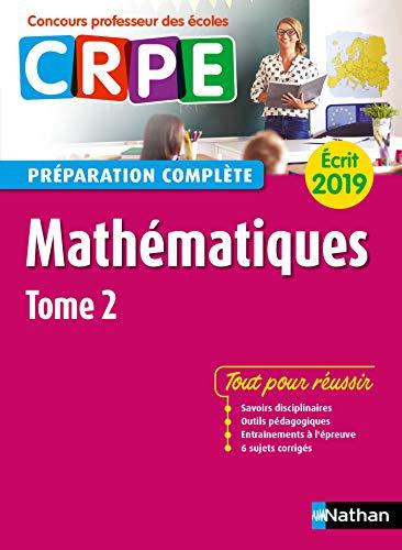 Mathématiques – Tome 2 (CONCOURS PROF) par Saïd Chermak