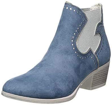 Marco Tozzi Damen 25054 Chelsea Boots, Braun (Taupe Comb), 40 EU