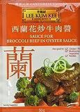 Lee Kum Kee Sauce mit Austerngeschmack für BrokkoliRind-Gericht, 6er Pack (6 x 50 g)