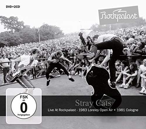 Stray Cats: Live at Rockpalast (Audio CD)