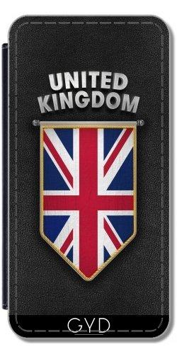 Custodia in PU Pelle per Sony Xperia Z3 - Uk Flag Pennant Patriottico by Carsten Reisinger