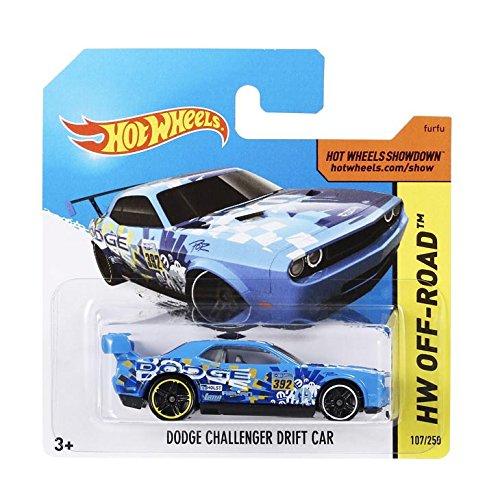 Imagen principal de Hot Wheels (Mattel 05785) - Coches básicos pequeños, Modelos surtidos, 1 unidad