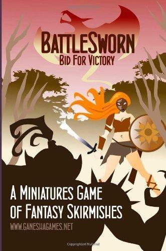 BattleSworn - Bid For Victory: A Miniatures Game of Fantasy Skirmishes: Volume 1 by andrea sfiligoi (2013-08-22)