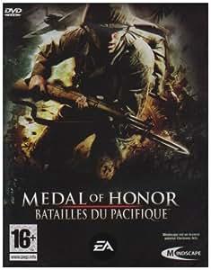 Medal of Honor Batailles du Pacifique