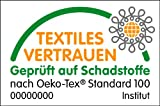 Hoppekids Fairytale Flower Prinzessin Schaumstuhl, gepolstert mit Armlehnen, 100% Baumwolle ökotex Zertifiziert, Stoff, rosa, 60 x 40 x 60 cm - 4