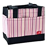 EZ Life Thermal Lunch Box Bag - Light Pink