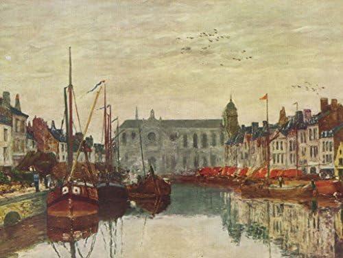Lais Puzzle Eugène Boudin - Canal Canal Canal à Bruxelles 500 Pieces 647fc5
