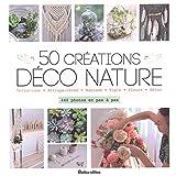 """Afficher """"50 créations déco nature"""""""