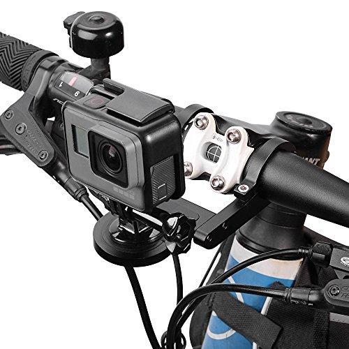 31,8mm de apoyo, soporte para 360Degree panorámica cámara Samsung Gear 360Gear 3602017Edition Cam 360FLY 360° cam Ricoh Theta S SC M15Theta V Nikon keymission 170360Garmin Virb 360Cámara DSLR Camer