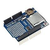 WINOMO Datenlogger Blockflöte Erfassung Module Shield für Arduino UNO SD Karte