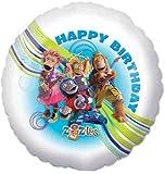 Amscan 18-inch Zingzillas Happy Birthday