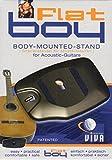 Piatto Boy fb-100corpo montato supporto per chitarra acustica