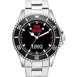 KIESENBERG® Watch - THE REDS 1892 - 6007