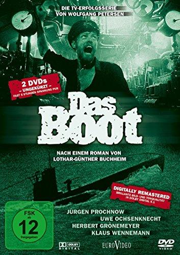 Bild von Das Boot - Die Fernsehserie [2 DVDs]