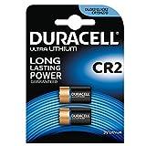DURACELL Batterie Ultra Lithium Foto CR2 DLCR2 2er-Bli