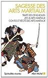 Sagesse des arts martiaux par Deshimaru