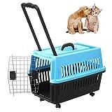 Transporteur en plastique for animaux domestiques,...