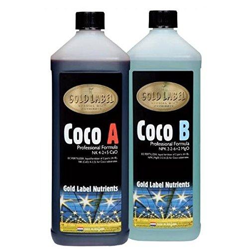 Gold Label – Coco A + B 1L