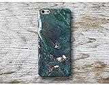 Blau Marmor Stein Hülle Handyhülle für Huawei P30 P20 P10 P9 P8 Lite Mate 30 20 10 9 Pro Lite Y7 2019 Y6 Y5 2018 P Smart 2019 Z Case Cover