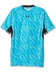 Under Armour HeatGear avec imprimé T-shirt de compression Taille