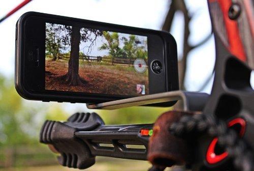 Smartphone Kamera Schleife Autohalterung für Verwendung mit iPhone, Samsung, GoPro, und mehr