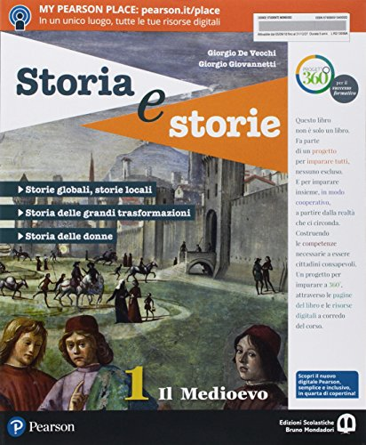 Storia e storie. Con Cittadinanza. Con L'imparafacile. Con Libro liquido. Con Didastore. Per la Scuola media. Con ebook. Con espansione online: 1