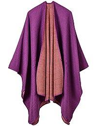 Lueyifs - Poncho - capa - para mujer